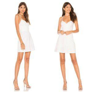 Amanda Uprichard Toni Mini Dress